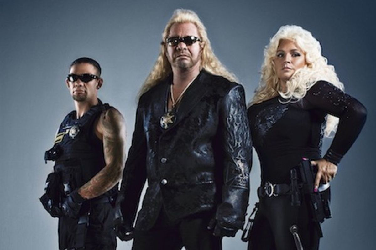 Dog the bounty hunter says war machine will likely eat a for How many kids does beth chapman have