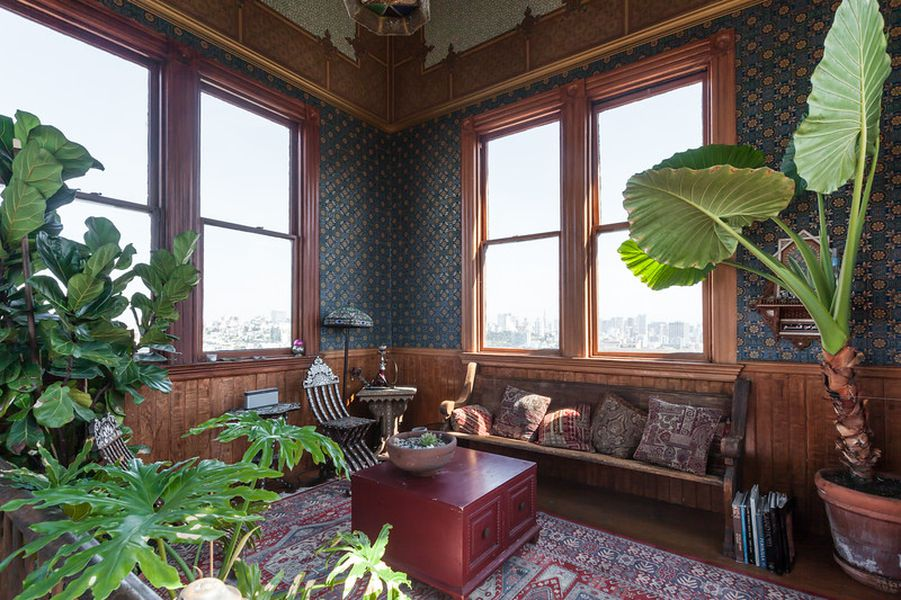 Arrow Pointing Down >> The Westerfeld House: San Francisco's most storied Victorian - Curbed SF