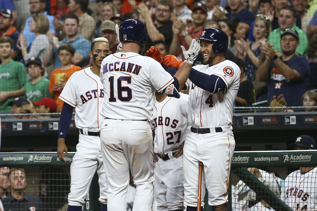 Springer's HR in 13 gives Astros 5-3 win over Mariners