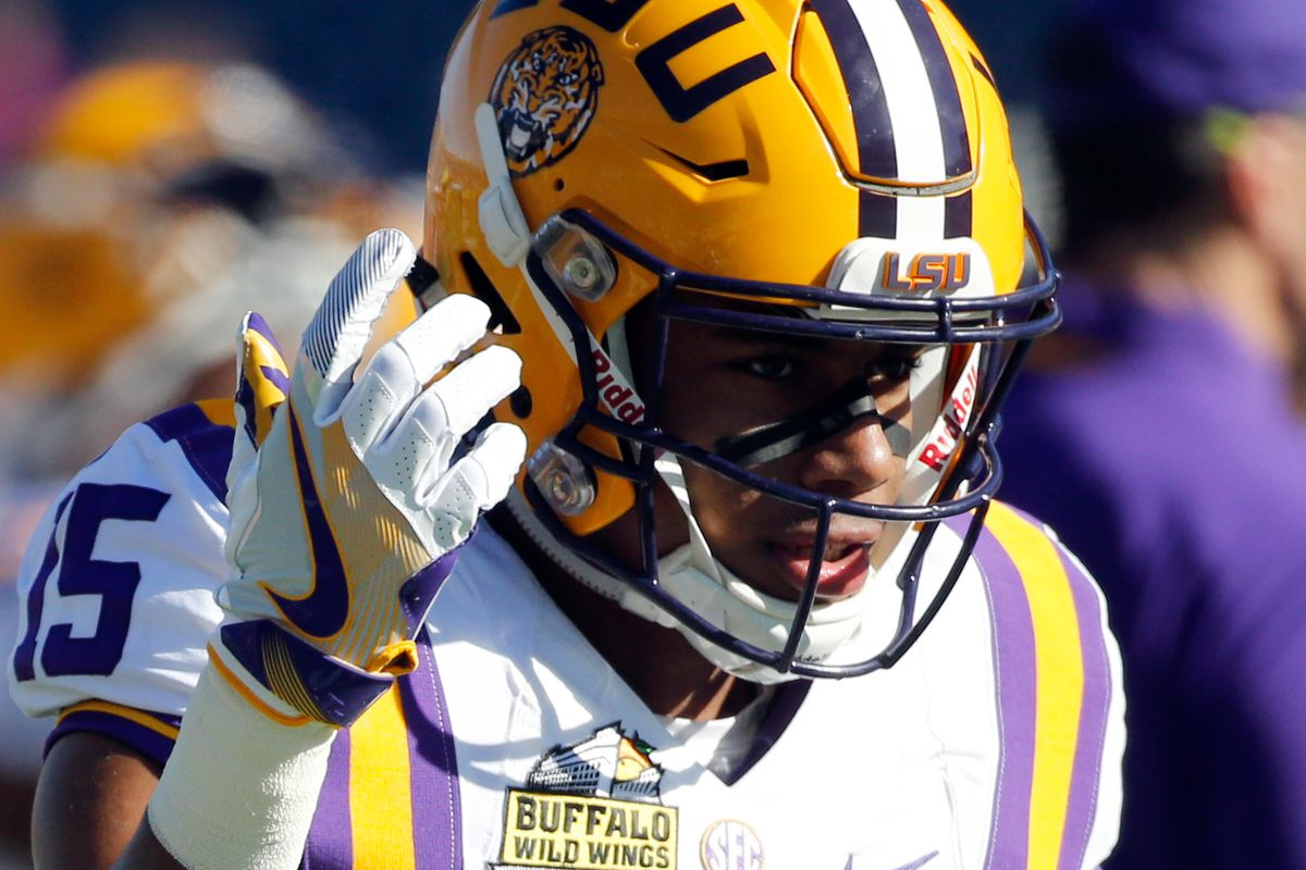 'Special' Leonard Fournette selected by Jaguars with No. 4 pick