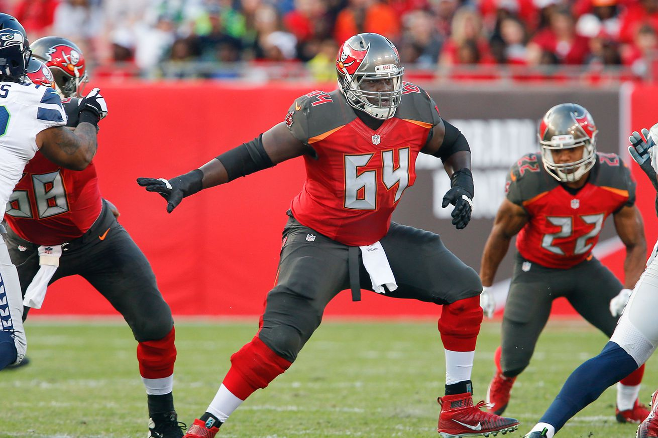 Dirk Koetter says he may shuffle the Bucs offensive line