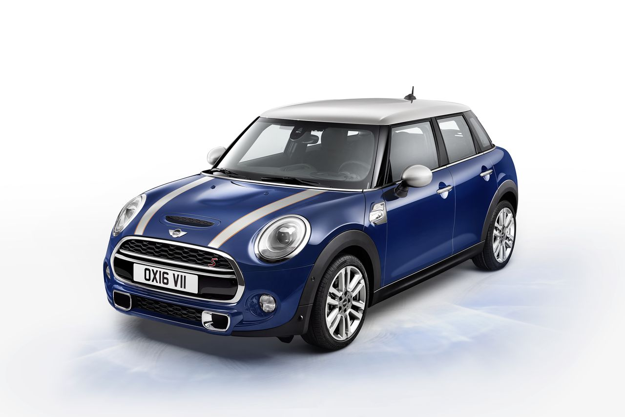 The Motoring World: MINI laucnhes a new special edition the Seven, a ...