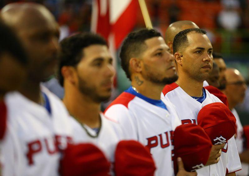 World Baseball Classic - Pool C - Spain v Puerto Rico