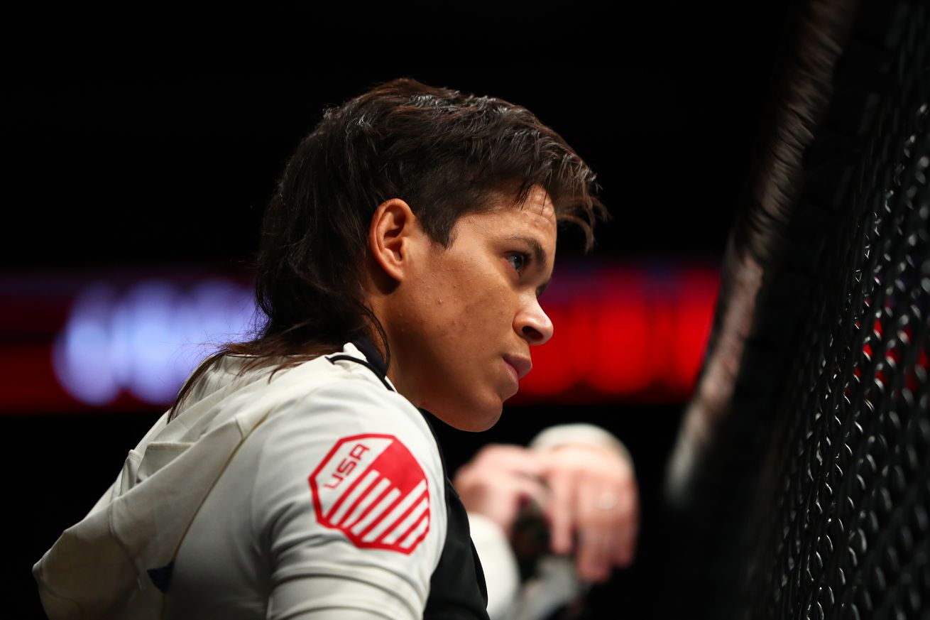 Amanda Nunes admits the all Rousey promotion for UFC 207 pissed her off