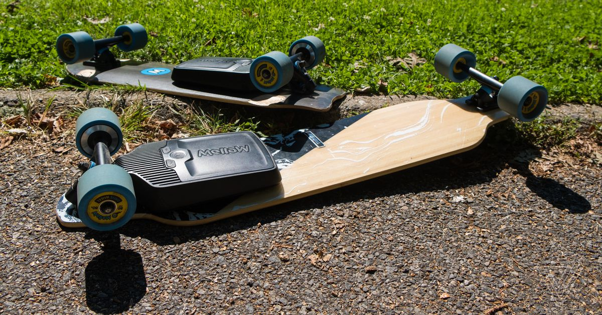 Mellow makes almost any skateboard electric