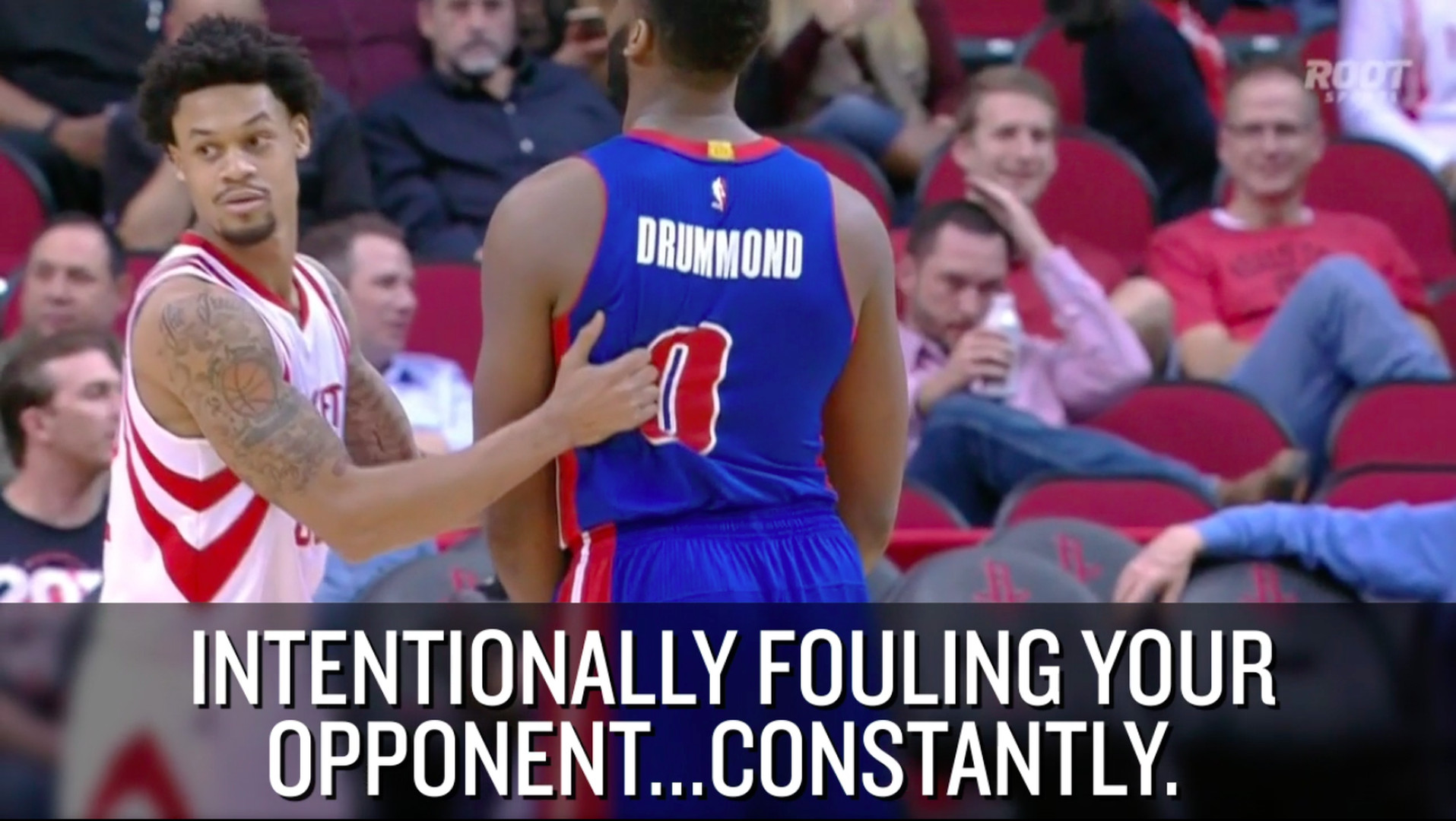 This simple rule change will end the intentional fouling epidemic in the NBA