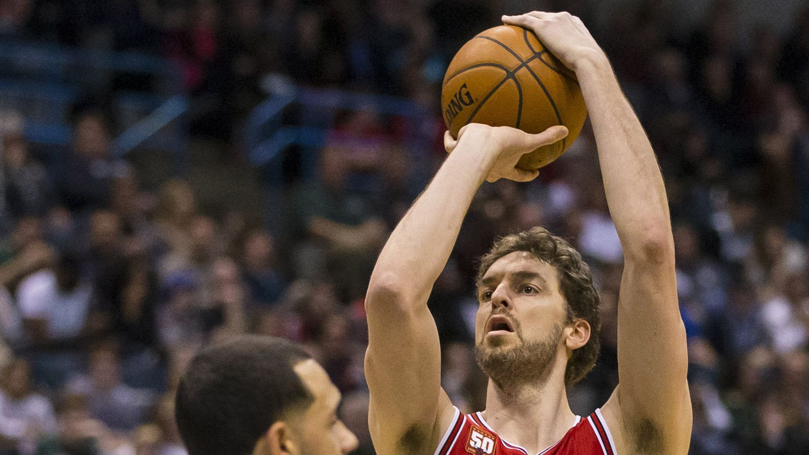 Pau Gasol agrees to sign with the San Antonio Spurs, per report