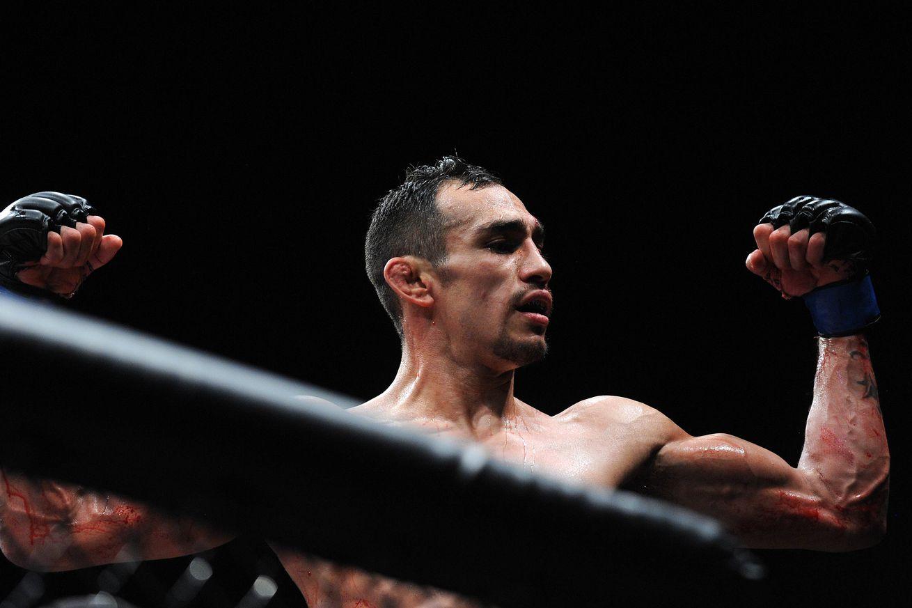 Tony Ferguson is not impressed with Khabib Nurmagomedov's threat to break his arm