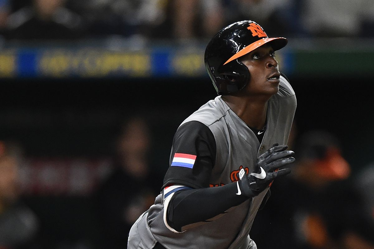 Yanks' Didi Gregorius leaves WBC with shoulder injury