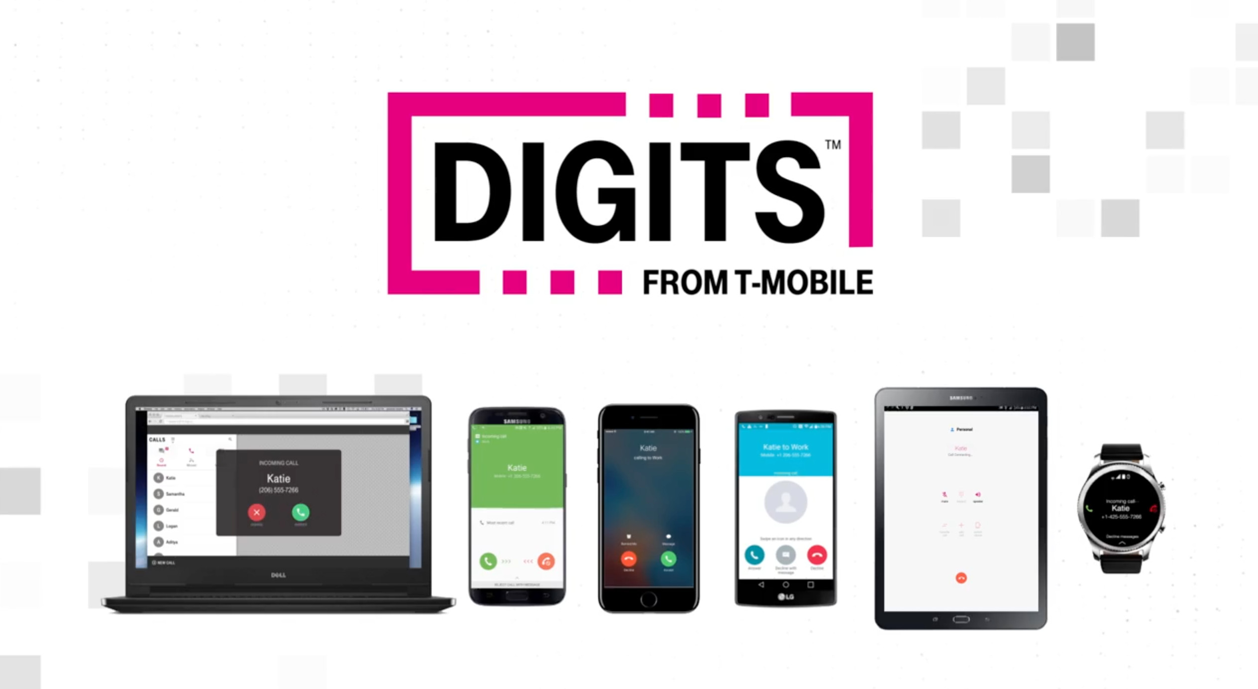 T mobile announces digits one phone number for all your devices t mobile announces digits one phone number for all your devices the verge kristyandbryce Image collections