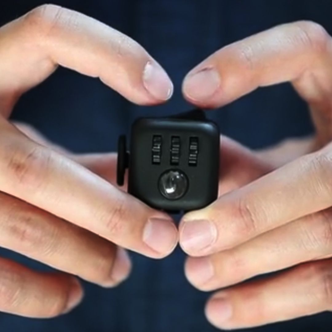 The Fidget Cube Is Basically A Baby Toy For Adults And I Love It