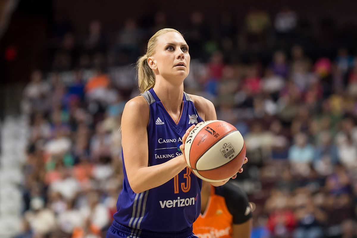 Penny Taylor named Phoenix's Director of Player Development - Swish Appeal