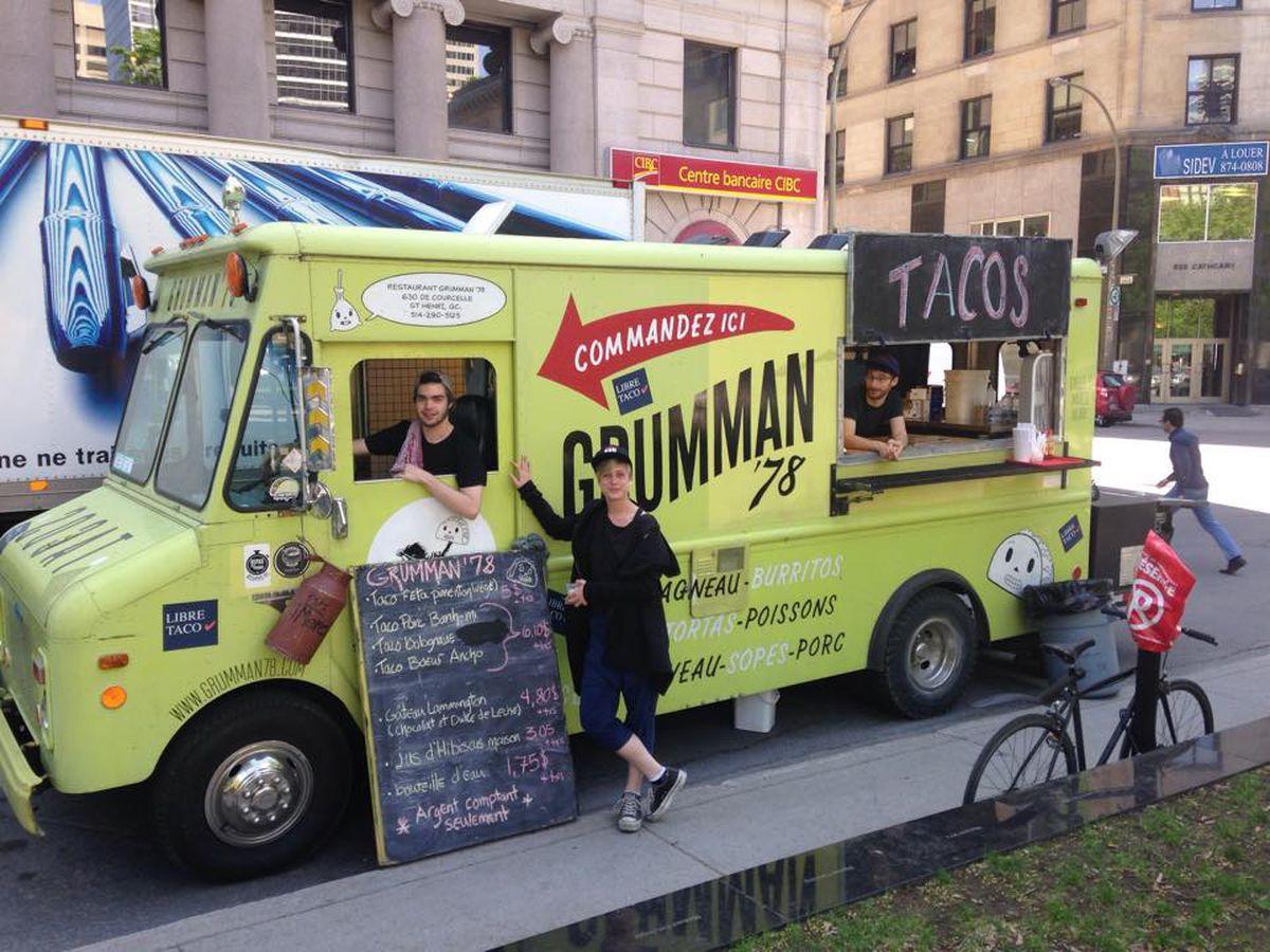 Food Truck Permit Montreal