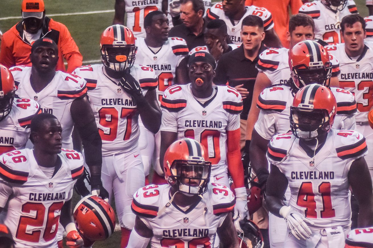 Cleveland Browns 53-Man Roster Projection (Final Version) - Dawgs ...
