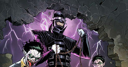 The Batman Who Laughs makes a horrifying, cannibalistic debut