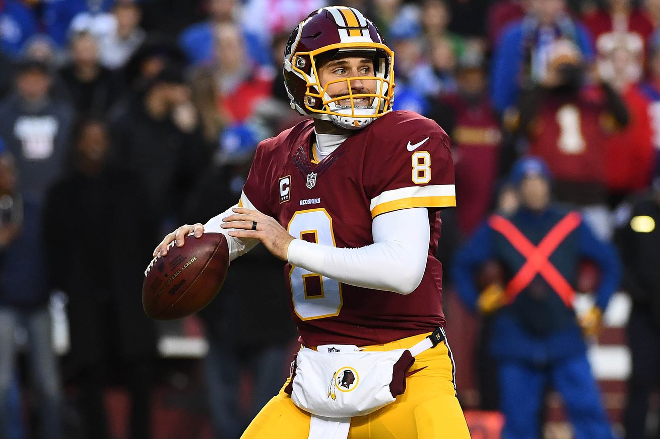 Was Kirk Cousins Disrespected by the Redskins?