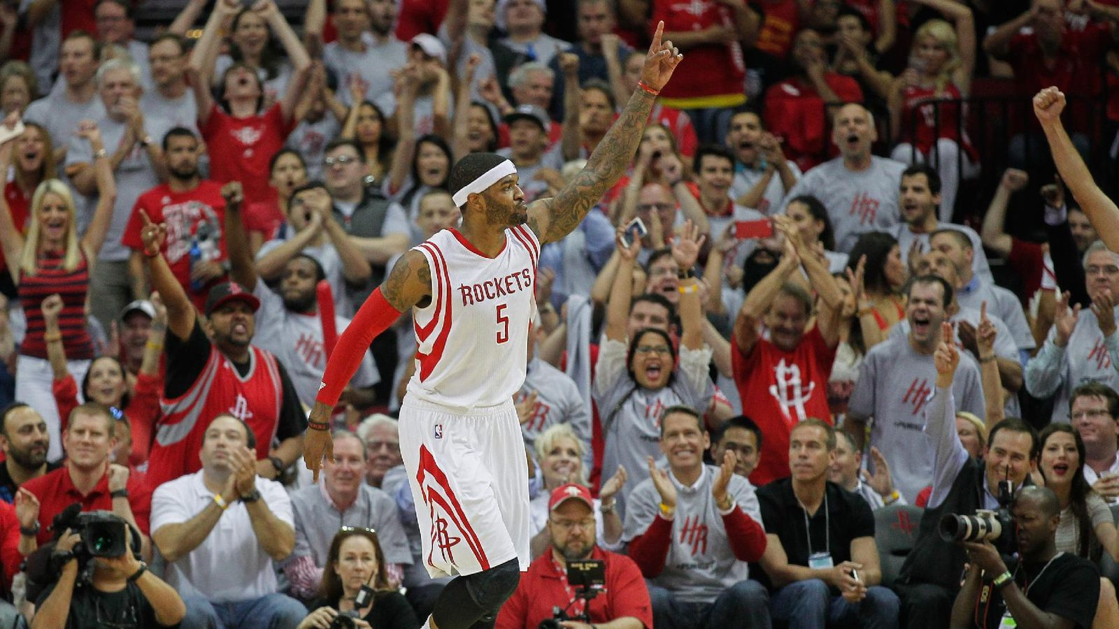 Josh Smith is the Rockets' X-Factor - The Dream Shake