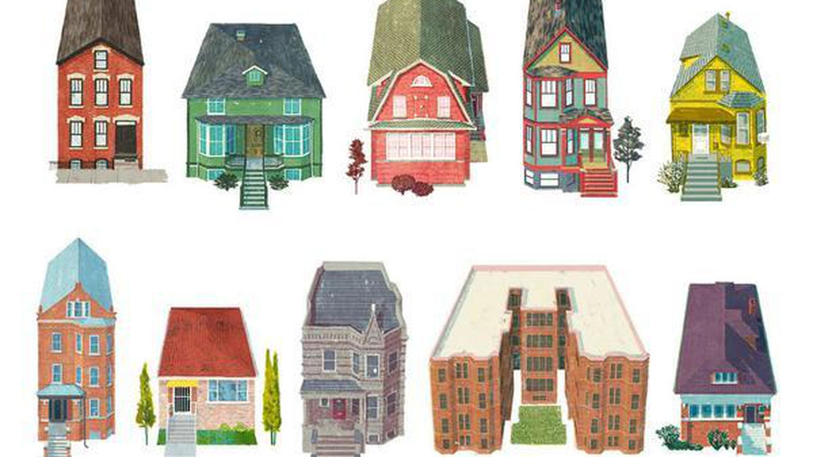 A Handy Guide to the Most Classic Types of Chicago Houses ...
