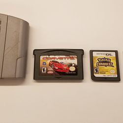 From left to right, there's a Nintendo 64 cartridge, Game Boy Advance cart, Nintendo DS cart, Nintendo 3DS cart, PlayStation Vita cart and, finally, the Switch's cartridge. The Switch cartridge is a bit thicker than the Vita one, but they're otherwise around the same sizie.