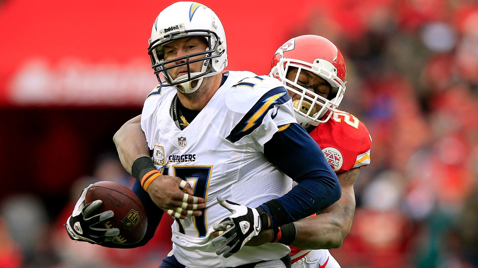 Chiefs Pass Rush Vs Chargers Philip Rivers Is The