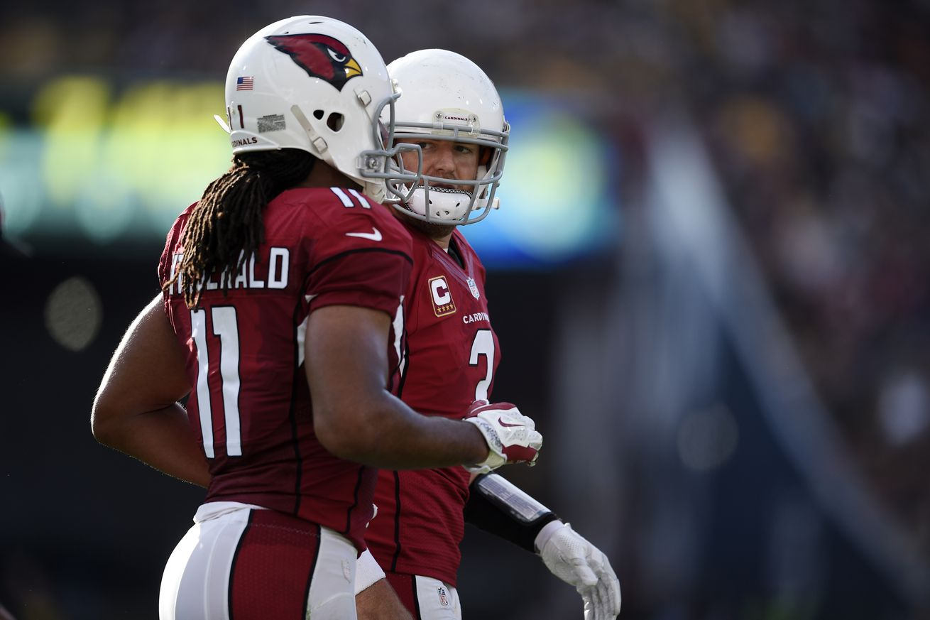 Cards GM felt sure about Palmer/Fitz, the tight end position and more