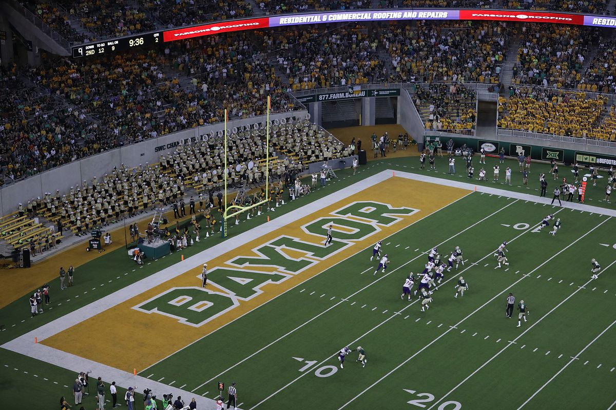 Yes, Really, Another Baylor Football Official Has Been Fired