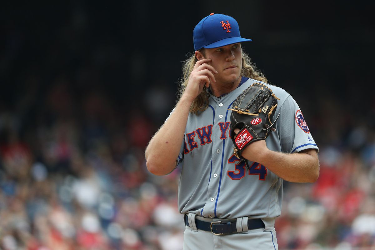 Mets insist this isn't their fault as doc gives Syndergaard reality
