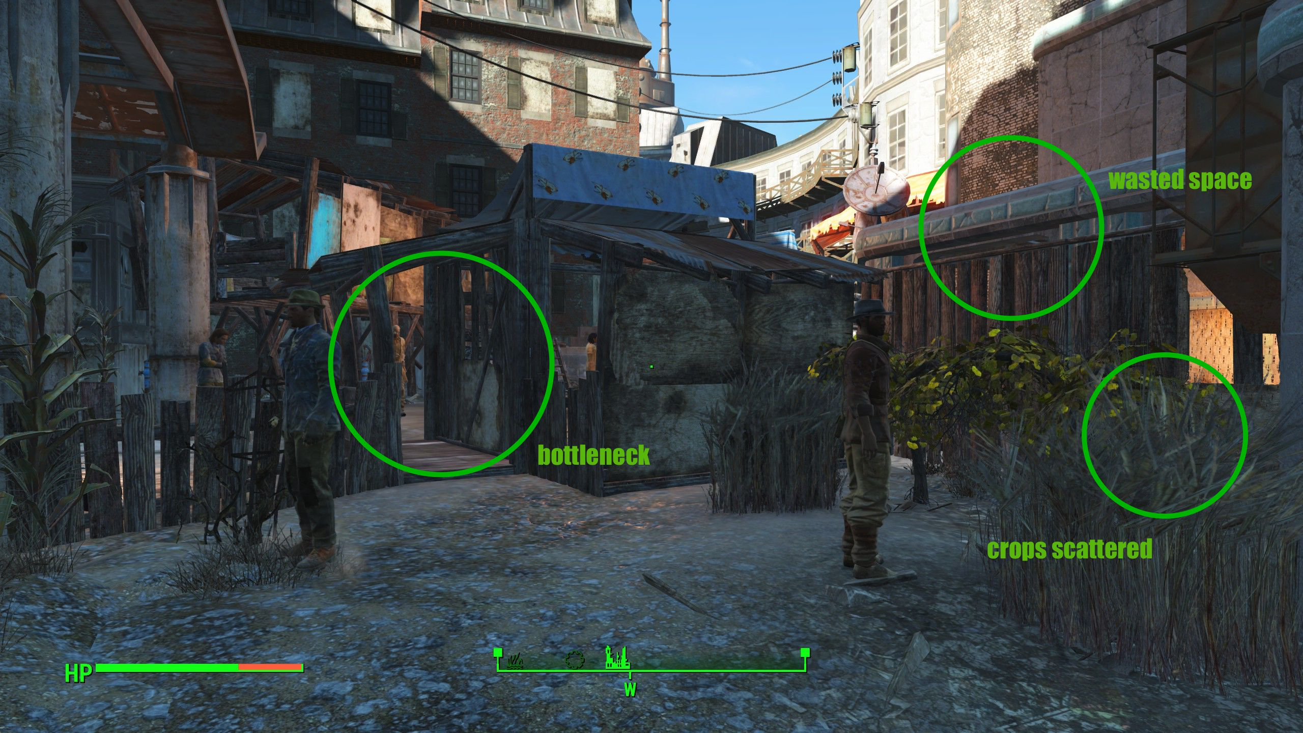 Fallout  Build Wall Turrets Mod
