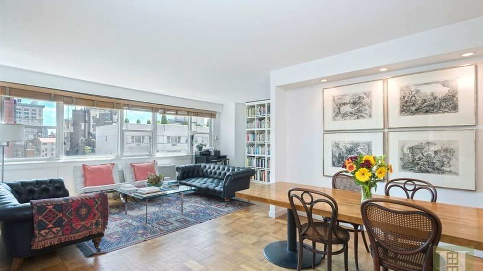 Louis C K Buys A Pleasantly Simple Greenwich Village Two Bedroom Curbed Ny