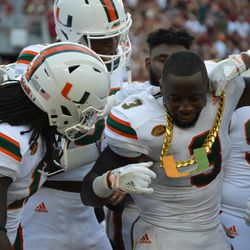 Dee Delaney and the Turnover chain