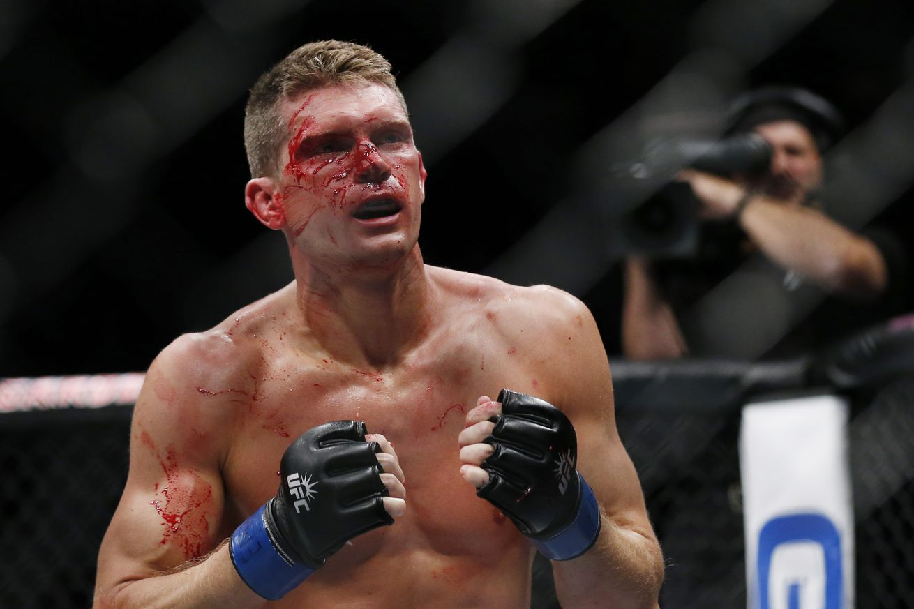 community news, Stephen Thompson packing on muscle ahead of potential Tyron Woodley rematch, says he wasnt all there at UFC 205