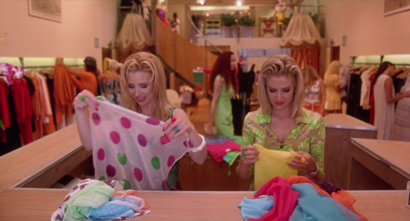 Imagine, if you will, a real-life Romy and Michele store.