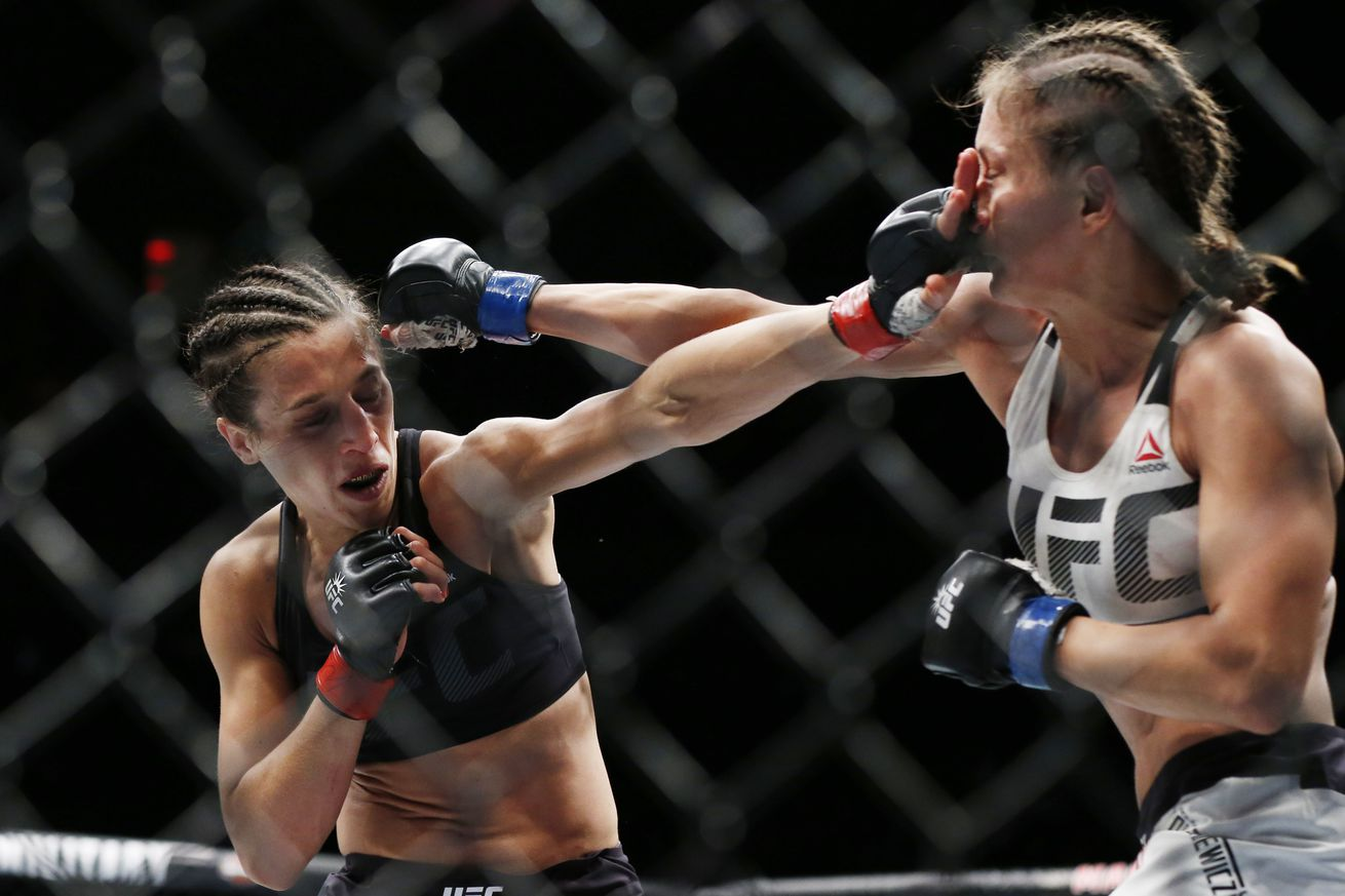 UFC 211 fight card: Joanna Jedrzejczyk vs Jessica Andrade preview