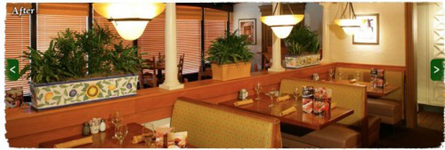 Olive Garden 39 S Tuscan Farmhouse Redesign Is Super Authentic Eater