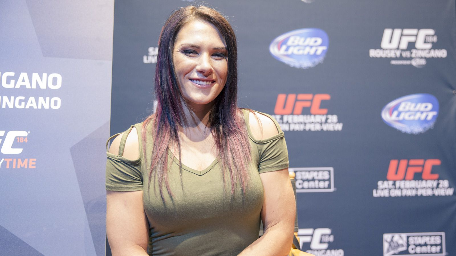 Cat Zingano: It's 'weird for me' to see Miesha Tate as UFC ...
