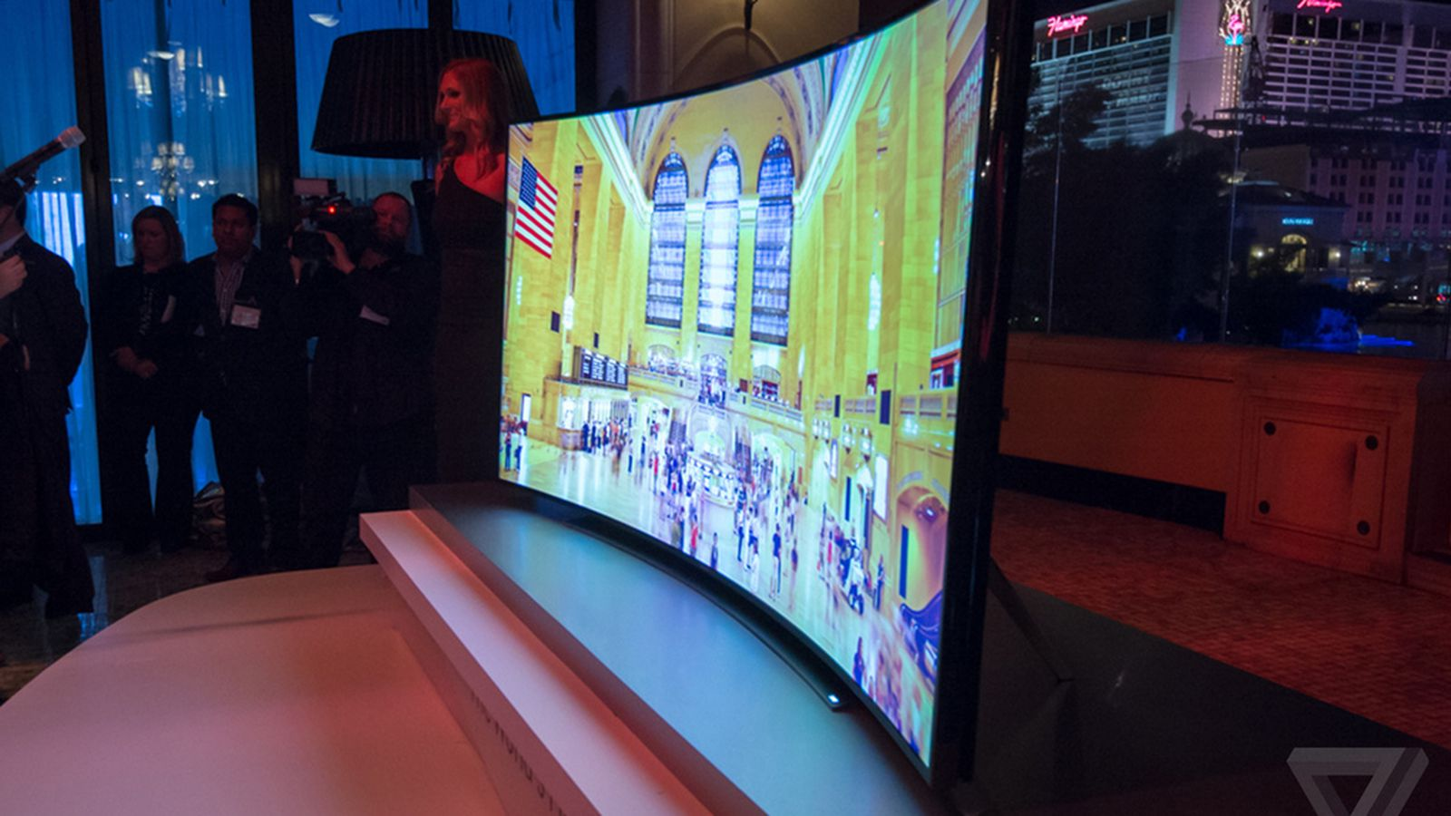 samsung curved inch k tv price announced