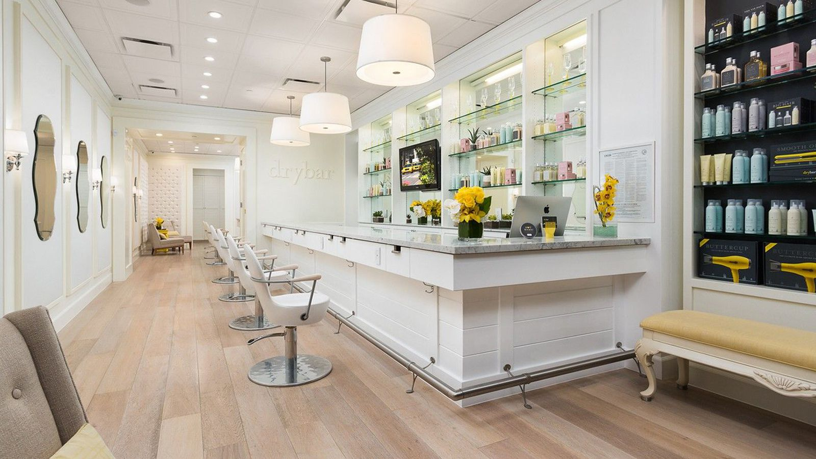 Local Salons Can T Compete With Drybar And Glamsquad Racked