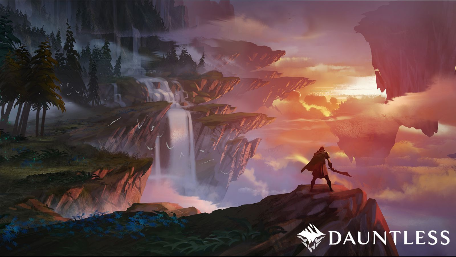 This is Dauntless, a co-op fantasy RPG from ex-BioWare vets