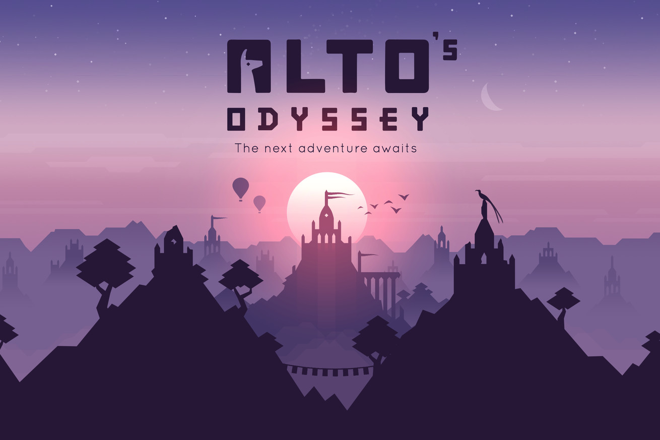 alto s odyssey the follow up to alto s adventure is coming in 2017