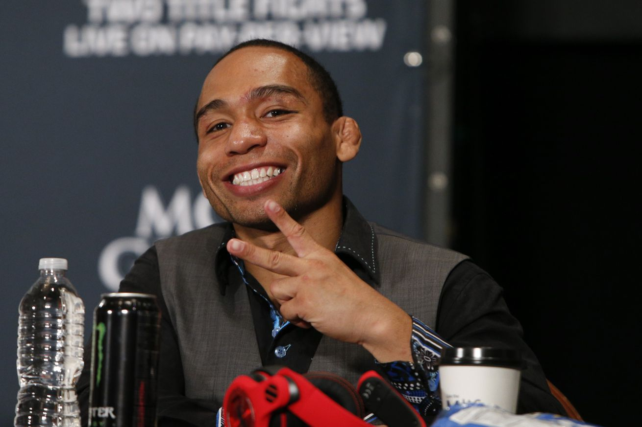 Morning Report: John Dodson is tired of fighters refusing to fight him: 'I guess I'm just a terrorizer in every weight class'