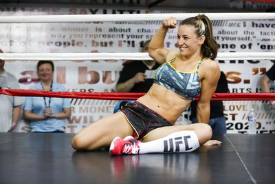 community news, Morning Report: Miesha Tate says UFCs plans could have her contemplating retirement