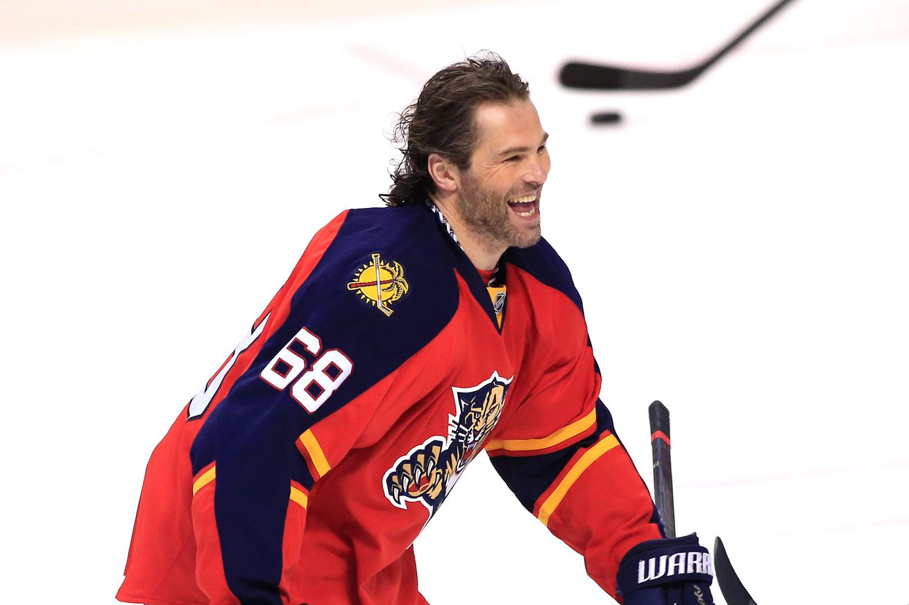 Image result for jaromir jagr 2016