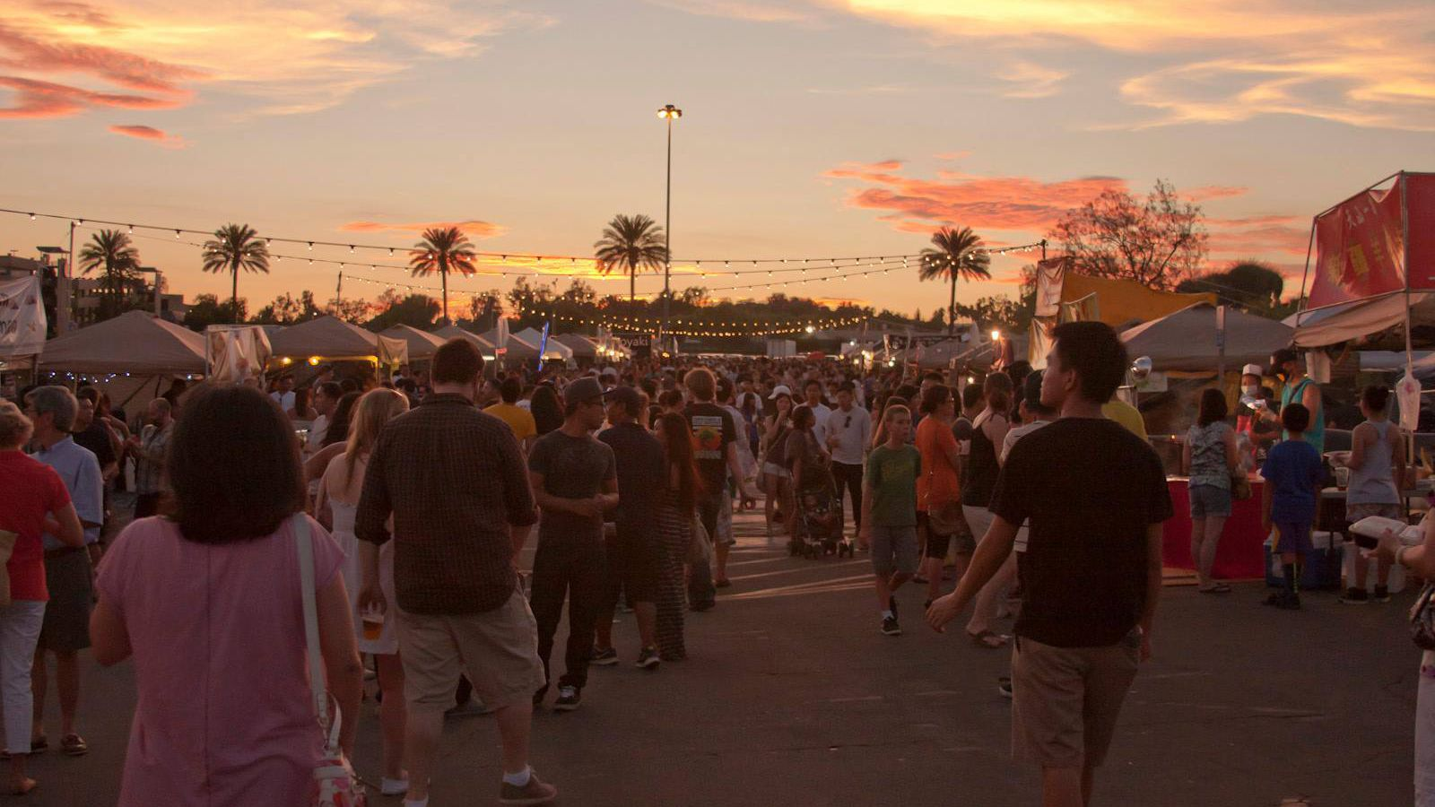 626 Night Market Switches Things Up With New Smaller