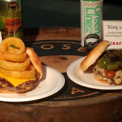 """NEW FOOD: Chicago White Sox craft burgers, """"Veeck As In Wreck"""" and the """"King 14."""""""