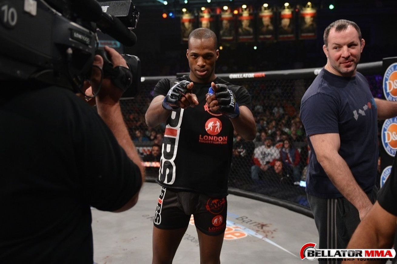 Knee injury forces Michael Page out of next weeks Bellator 179 event