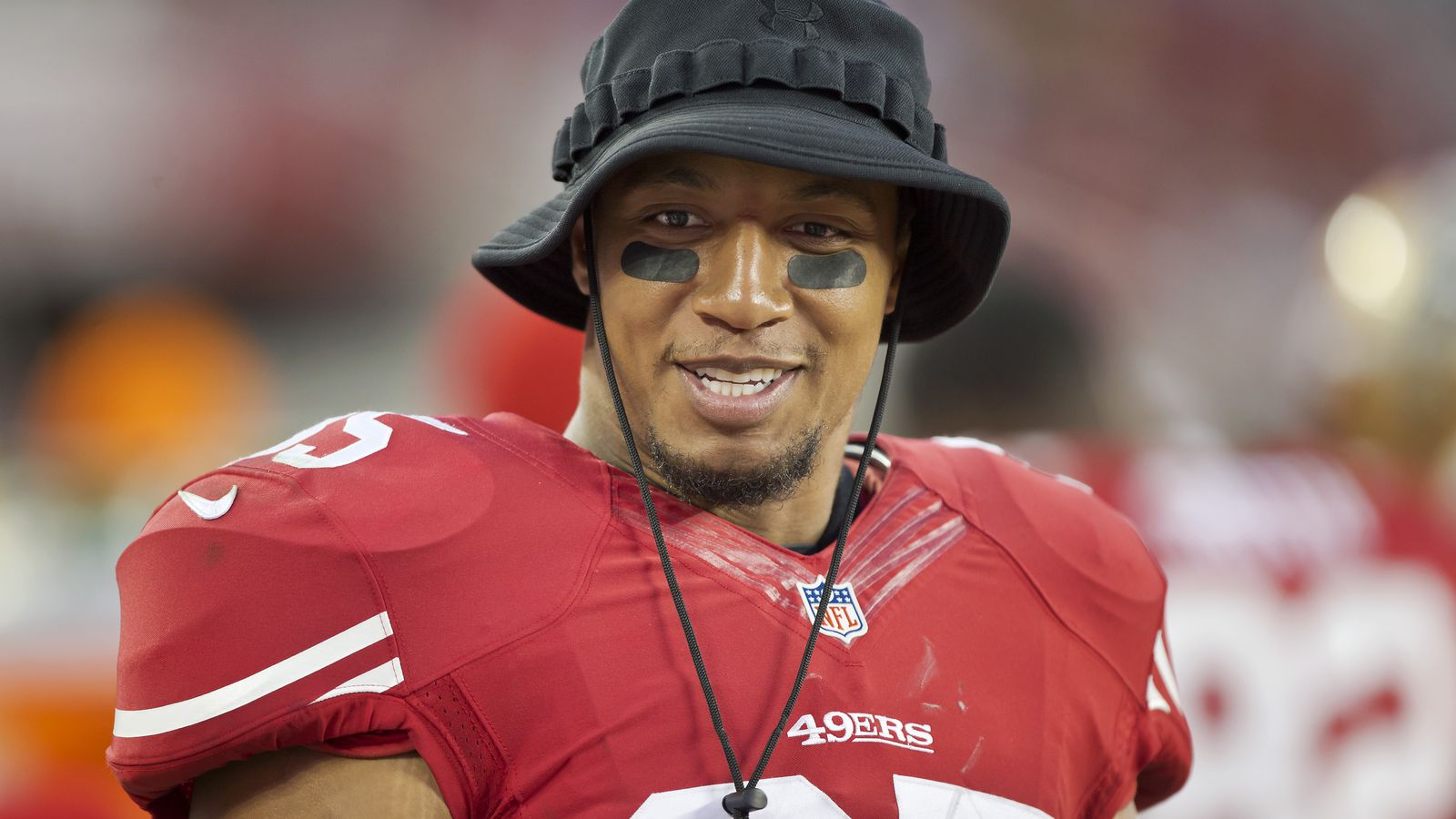 Eric Reid Sends Brian Quick On The Tilt A Whirl To Break