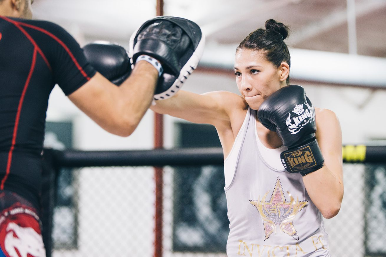 From college student to professional fighter, Mexico's Irene Aldana looks back on MMA career ahead of UFC 210