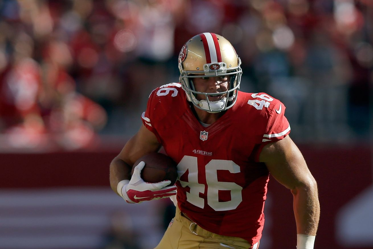 49ers 2017 draft picks: Finalizing the 2015 week of two mediocre tight end trades