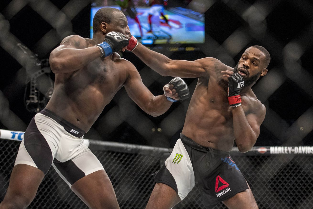 community news, Chael Sonnen slays Jon Jones, says his performance against Ovince Saint Preux at UFC 197 was garbage