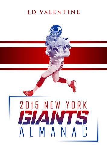 New York Giants Preston Parker GAME Jerseys